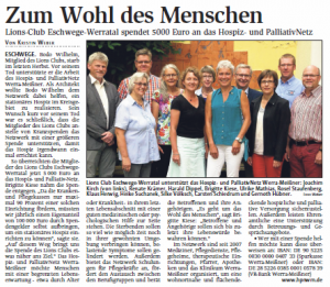 17.07.2014 Werra Rundschau