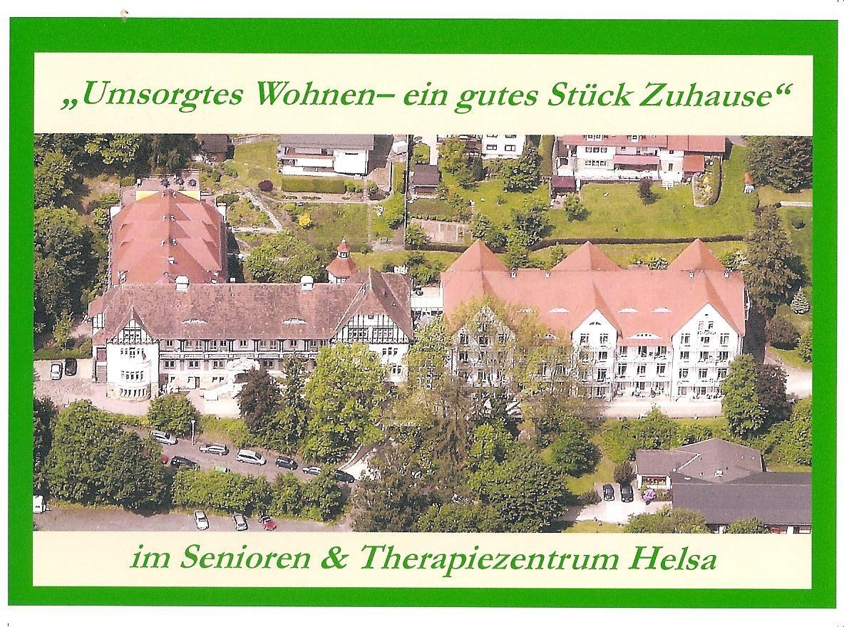 Senioren- und Therapiezentrum Helsa GmbH